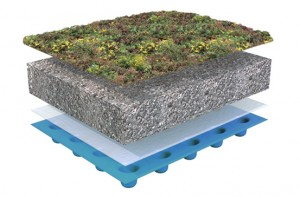 Productlagen Groen op Dak - De specialist in groene dakbedekking